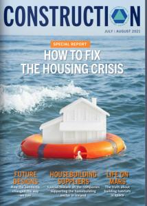 Construction Magazine Aug 2021